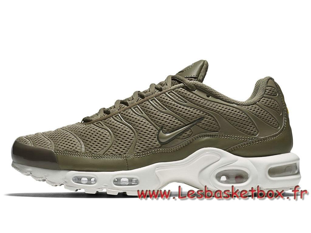 the best attitude 98a30 fcf53 Accueil → Air Max Tn Homme → Basket Nike Air Max Plus Breeze Cargo Khaki  898014200 Homme Nike Prix Chaussures Khaki