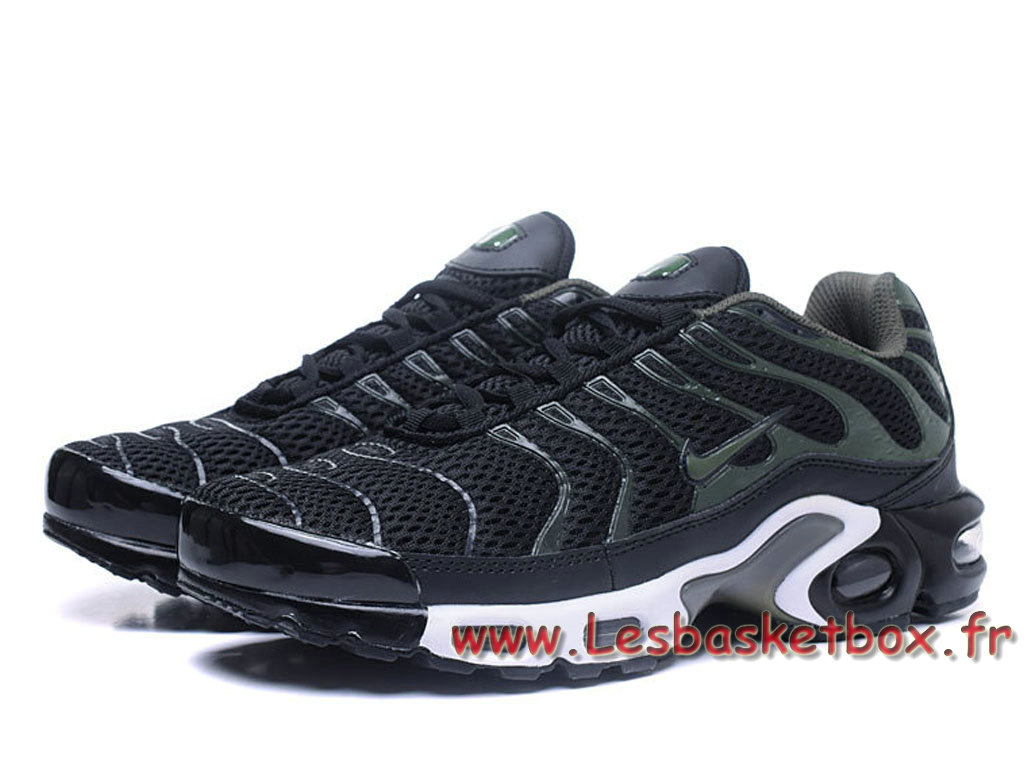 basket nike air max plus noir vert chausport nike pas cher pour homme vert 1706080948. Black Bedroom Furniture Sets. Home Design Ideas