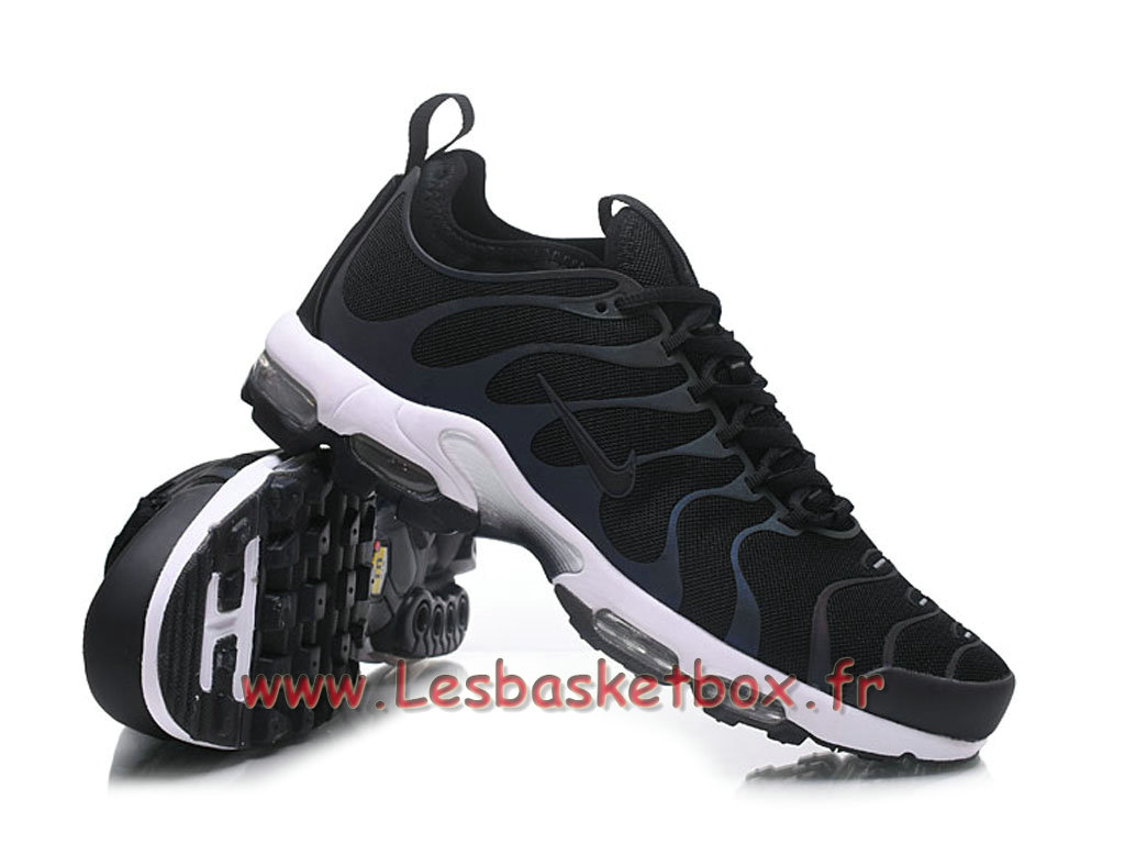 Basket Nike Air max Plus Tn Ultra 3M Noir Blanc Chaussures NIke Pas cher Pour Homme 1711151327 Officiel Nike Basket Pour Homme Et Femme A Vendre