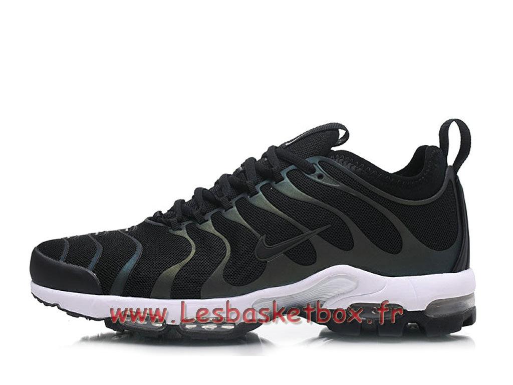 hot sale online a32ff 6e737 Basket Nike Air max Plus Tn Ultra 3M Noir Blanc Chaussures NIke Pas cher  Pour Homme ...