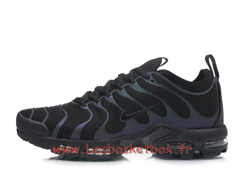 Basket Nike Air max Plus Tn Ultra 3M Noir Chaussures Officiel nike Pour Homme ...