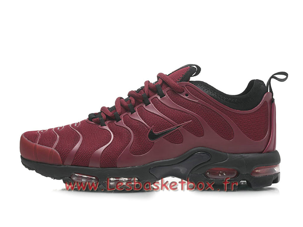 basket nike tn rouge