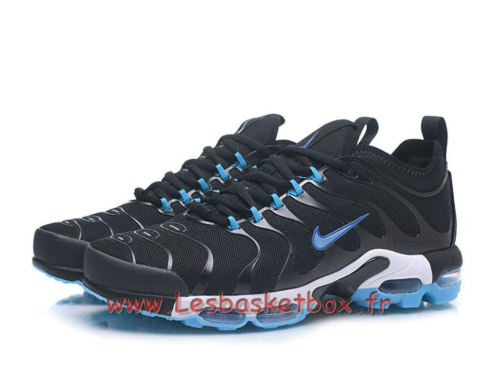 84e6c82153b ... Basket Nike Air max Plus Tn Ultra Noir Bleu Chaussures Officiel nike  Pour Homme ...
