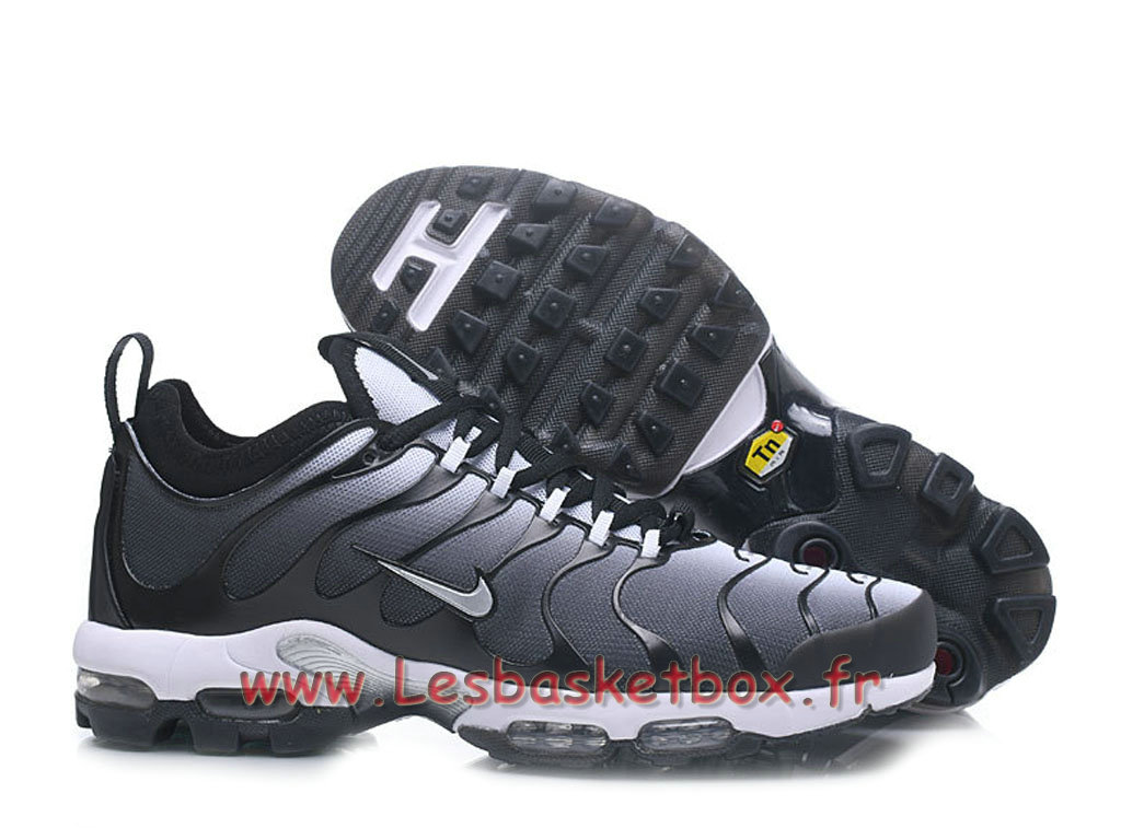 sneakers for cheap e1fc3 a92bf ... Basket Nike Air max Plus Tn Ultra Noir Gris Chaussures Nike tn Pour  Homme ...