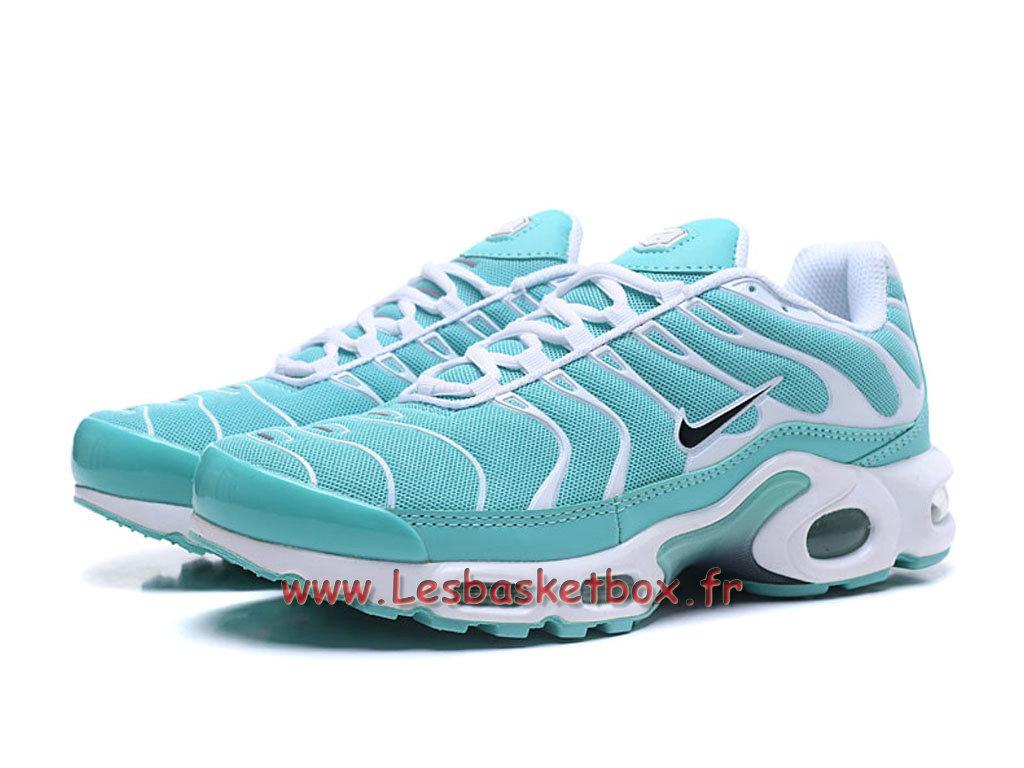 new arrivals 09945 7e1b7 ... Basket Nike Air Max Plus Vert Blanc Homme Nike TN Prix Pour Bert ...