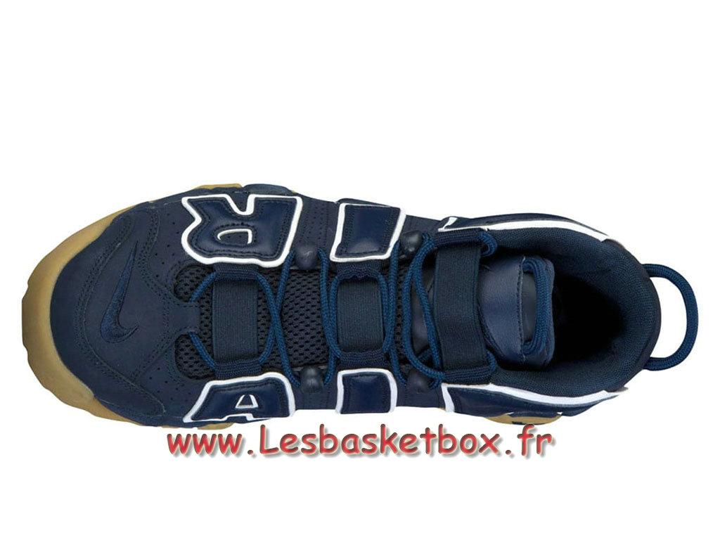 930aaabb15 ... Basket Nike Air More Uptempo 96 Obsidian 921948_400 men´s Nike Basket  Shoes ...
