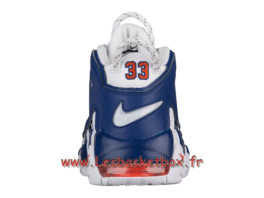 Officeil Pas Basket Uptempo Air More Knicks Nike Chaussures 66TvBY
