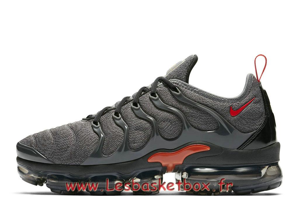 the latest 0c404 f71d0 Basket Nike Air VaporMax Plus/TN Grey Red 924453_012 chaussure Tn Requin  Pour Homme - 1809081666 - Officiel Nike Basket Pour Homme Et Femme A Vendre  ...