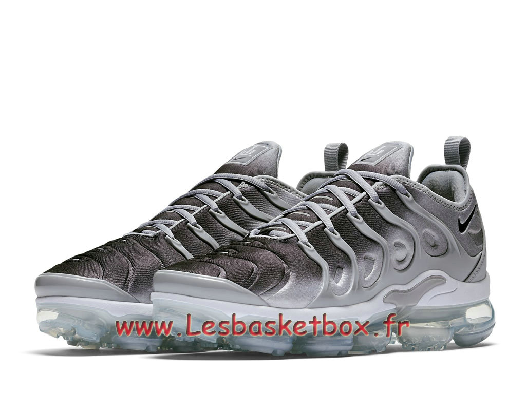 on sale 27358 cbda0 ... Basket Nike Air VaporMax Plus TN Wolf Grey 924453 007 chaussure  sportwear prix Pour Homme ...