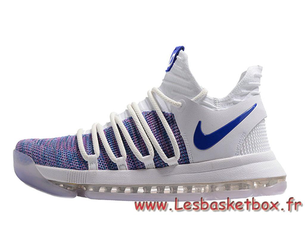 Prix Homme Blancbleu Nike Kd Bleu 10 Release Basket Chaussures wnARUZqAx