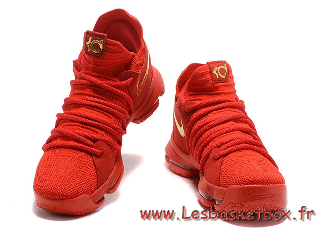 basket nike rouge homme