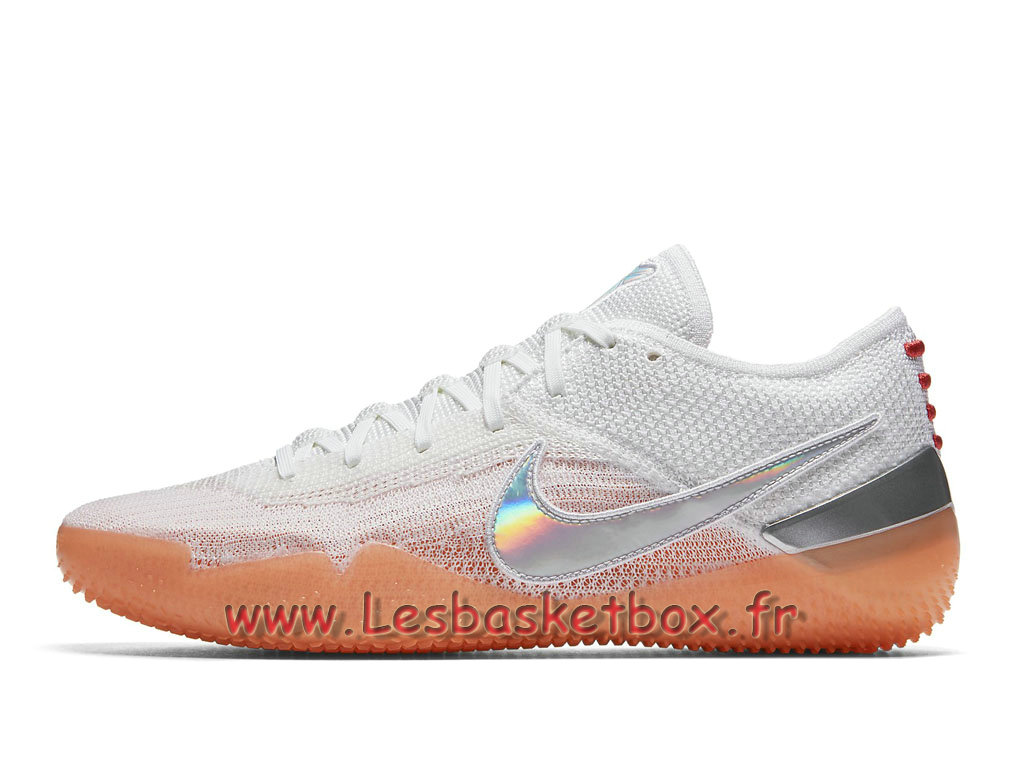 Basket Nike Kobe AD NXT 360 Infrared AQ1087_100 Chaussures Kobe Prix Pour Homme