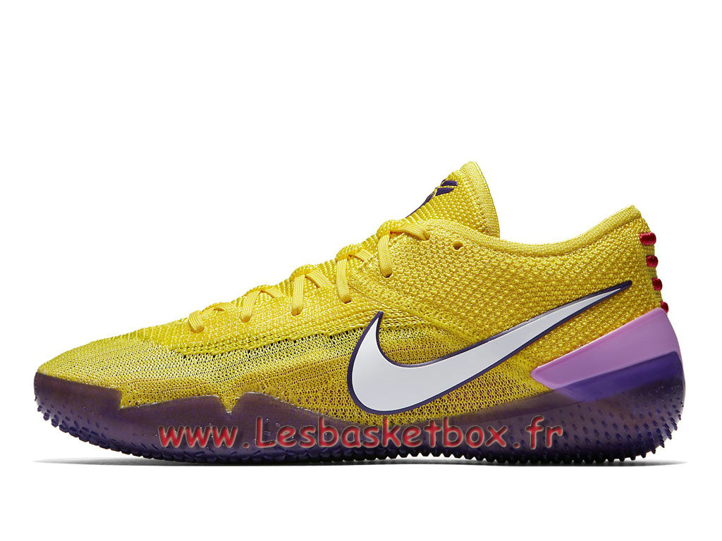 Basket Nike Kobe AD NXT 360 Lakers AQ1087-700 Chaussures Officiel Kobe Pour Homme