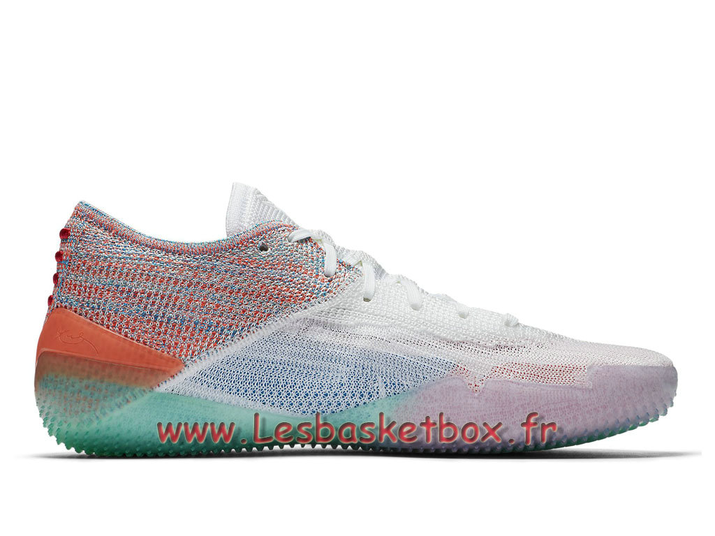 detailed look 95411 9adad ... Basket Nike Kobe AD NXT 360 White Multicolor AQ1087 102 Chaussures  Officiel Prix Pour Homme ...
