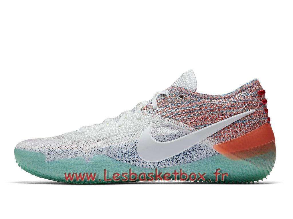 more photos afb94 5d2ef Basket Nike Kobe AD NXT 360 White Multicolor AQ1087102 Chaussures Officiel  Prix Pour Homme
