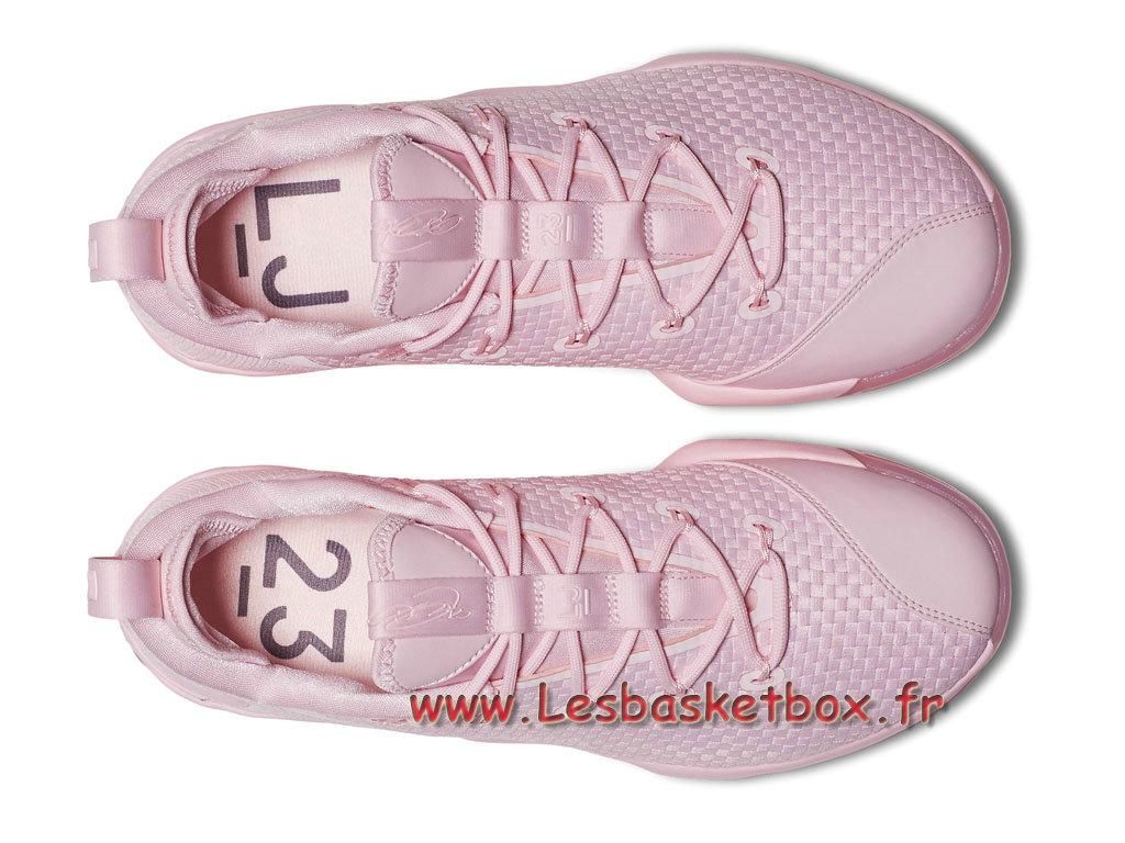 85cdb398e8ea9 Basket Nike LeBron 14 Low Pink 878635 600 Men´s Nike Prix 2017 Shoes ...