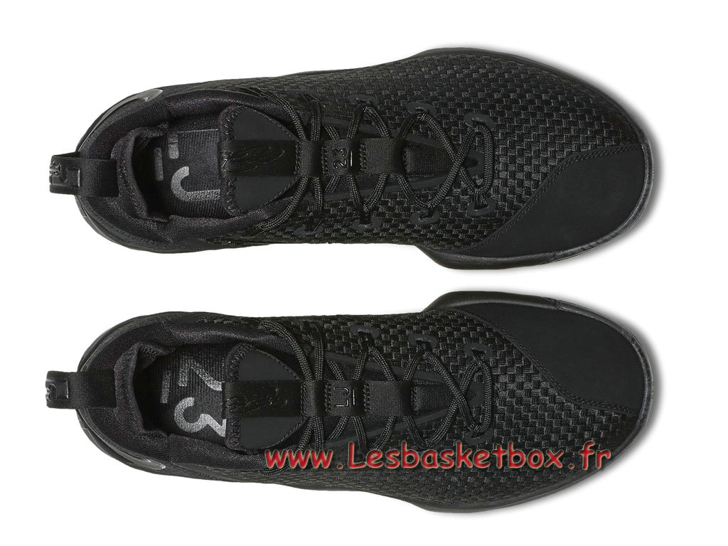 the latest 8aeba b9f63 Basket Nike LeBron 14 Low Triple Black 878635_002 Men´s NIke Lebron Prix  Shoes - 1707111062 - Official Nike Air Max(Urh) For Mens And Womens Sale In  ...