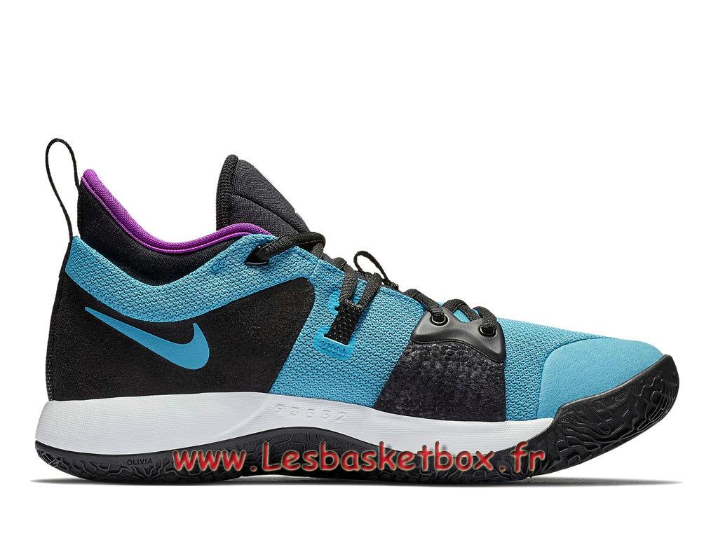 ... Basket Nike PG2 Blue Lagoon AJ2039 402 Men´s Officiel 2018 Shoes ... f5687e223