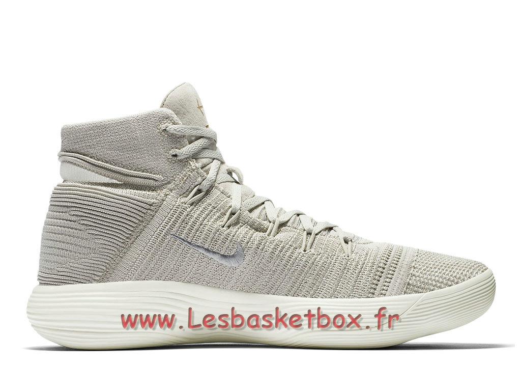 wholesale dealer 5771b 8f5b1 ... Basket Nike React Hyperdunk 2017 Flyknit Blance 917726 002 men´s Nike  Release 2017 Shoes ...