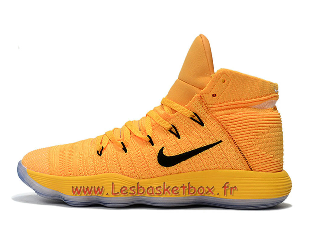 Basket Nike React Hyperdunk 2017 Flyknit Juner 917726_ID3 Chaussures Nike pas Cher Pour homme