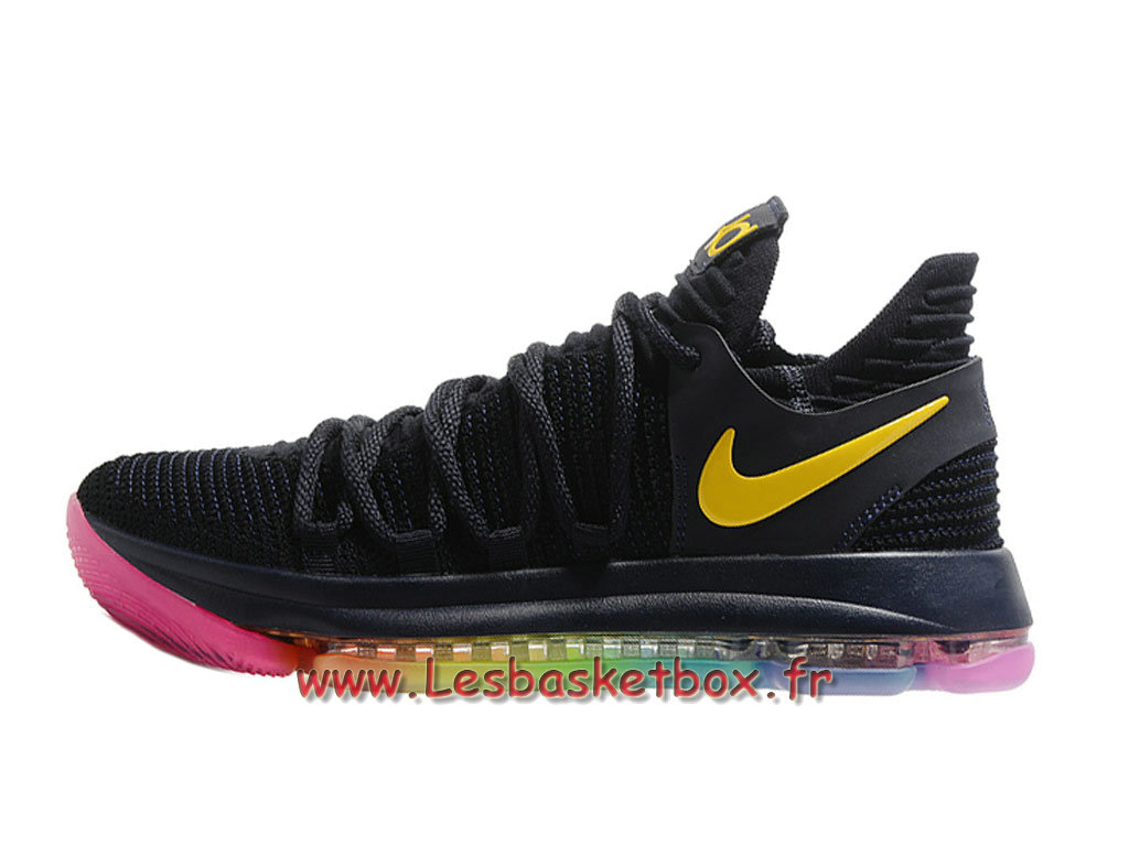 brand new 4d8f2 232ea Basket Nike Zoom Kd 10 Chaussures nike kd 11 Pour Homme Noires Color ...