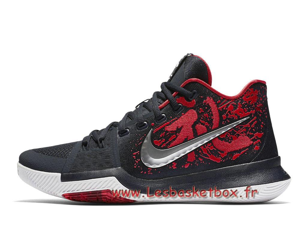Chausport Basket Nike Kyrie 3 3 3 samurai 852396 900 Nike pas cher Pour b5f8bc