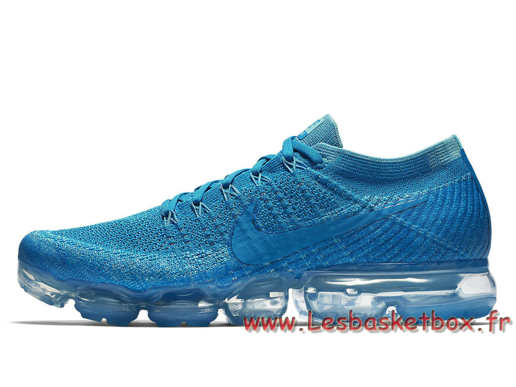 ef9d298a055d2 Shoe Running Nike Air VaporMax ´Blue Orbit´ 849558 402 For Men´s ...