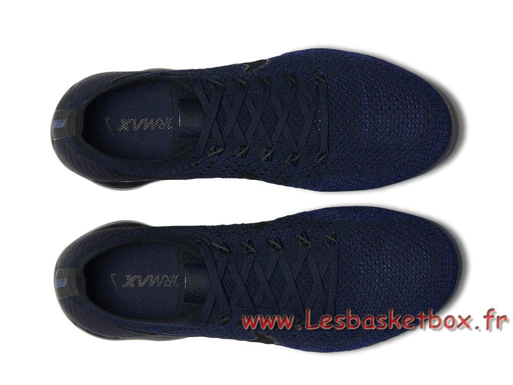 another chance a26bb e9f57 ... Chaussure de running Nike Air Vapormax Flyknit ´Collegiate Navy´ 849558-400  Pour Homme ...