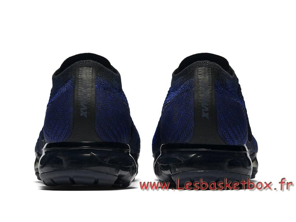526311cf4a ... Chaussure de running Nike Air Vapormax Flyknit ´Collegiate Navy´ 849558-400  Pour Homme