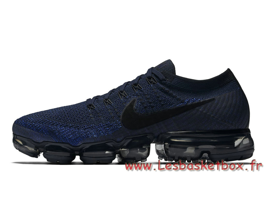 various colors b944a 366d4 Chaussure de running Nike Air Vapormax Flyknit ´Collegiate Navy´ 849558-400 Pour  Homme ...