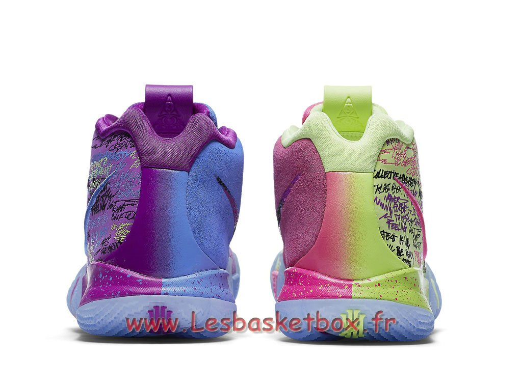 meet 965f2 f0e91 ... Chaussures Basket Nike Kyrie 4 EP Confetti Nike Release 2018 Pour Homme