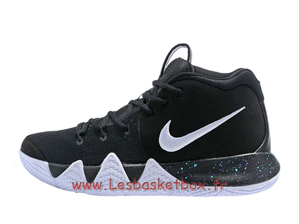 33eacfb1a3 Chaussures Basket NIKE Kyrie 4 Noires Nike Prix Pour Homme ...