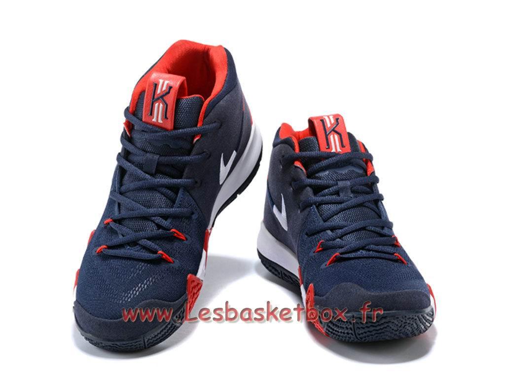 ec4fb2a5ba010d ... Chaussures Basket NIKE Kyrie 4 USA Nike Pas Cher Pour Homme ...