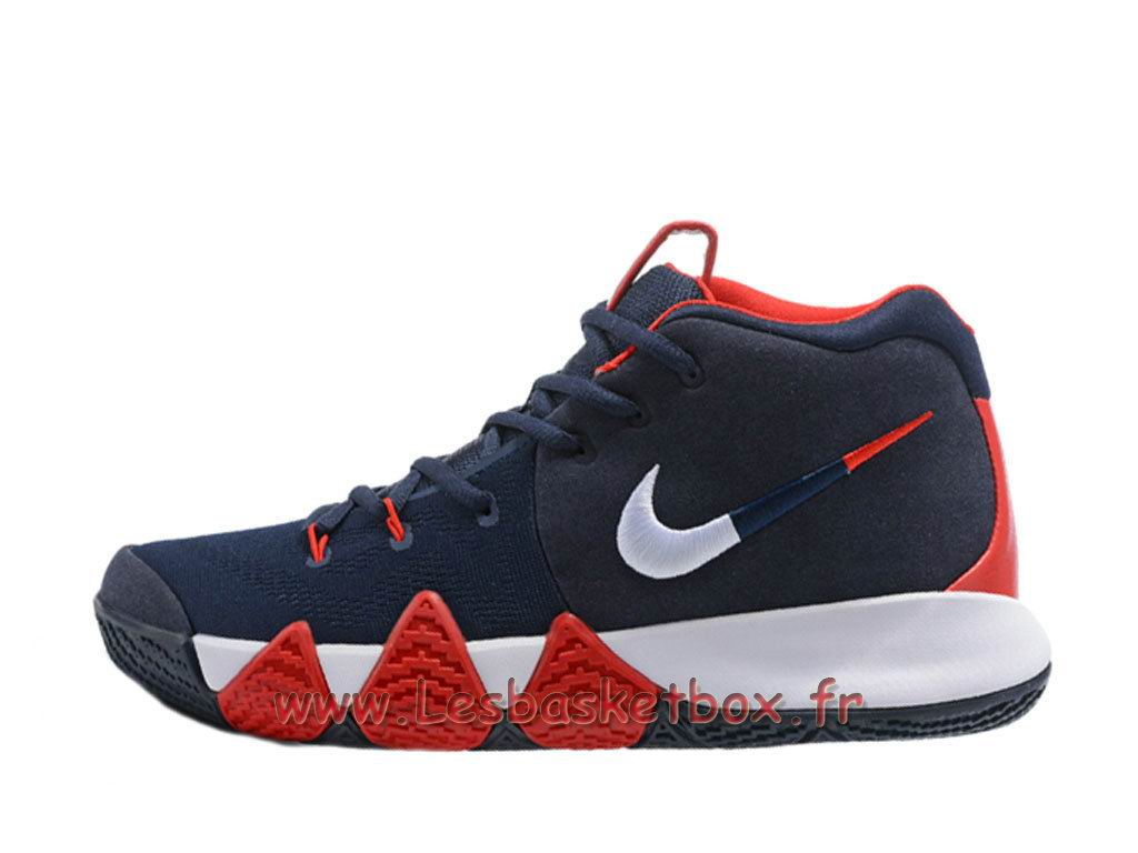 4a4f244e907 Chaussures Basket NIKE Kyrie 4 USA Nike Pas Cher Pour Homme ...