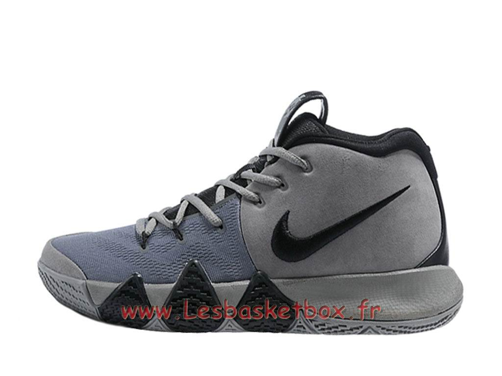 e0b2c1caf7 Chaussures Basket NIKE Kyrie 4 Wolf Grey Nike Prix Pour Homme ...