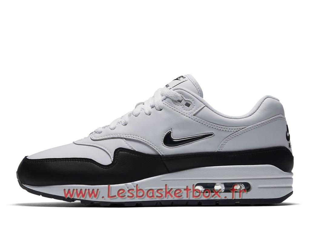 le dernier c14cf 04c55 Chaussures Nike Air Max 1 Premium SC Black white 918354_100 Nike Pas cher  Pour Homme - 1711291344 - Officiel Nike Basket Pour Homme Et Femme A Vendre  ...