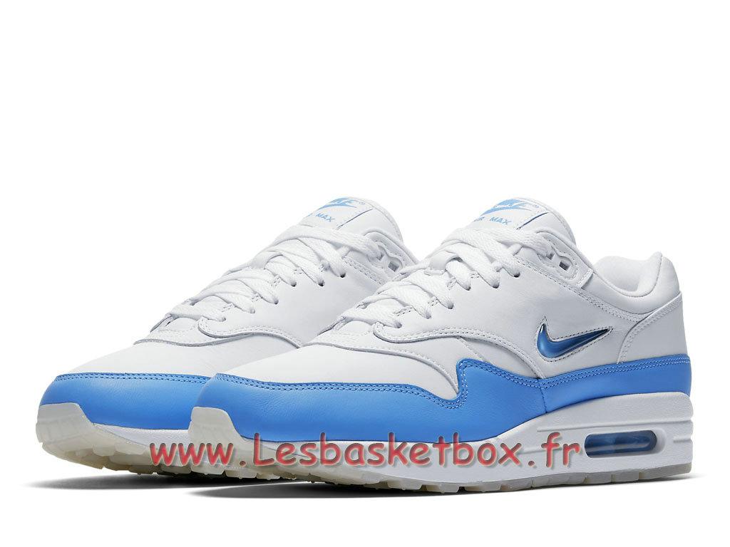 bas prix 9f01d 78871 Chaussures Nike Air Max 1 Premium SC Jewel University Blue 918354_102 Nike  Pas cher Pour Homme - 1711291348 - Officiel Nike Basket Pour Homme Et Femme  ...