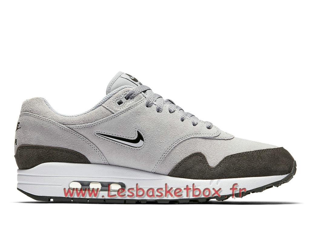 nouveau concept f72d1 6e524 Chaussures Nike Air Max 1 Premium SC Wolf Grey 918354_004 Nike Pas cher  Pour Homme - 1711291343 - Officiel Nike Basket Pour Homme Et Femme A Vendre  En ...