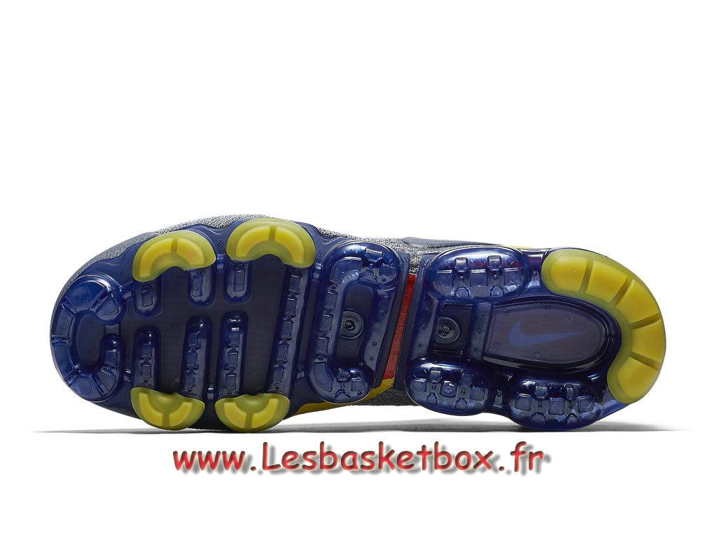 promo code 5bd0a 12065 ... Chaussures Nike Air VaporMax FK Moc 2 Dark Stucco Midnight Navy  AH7006 004 Officiel prix Pour Homme ...