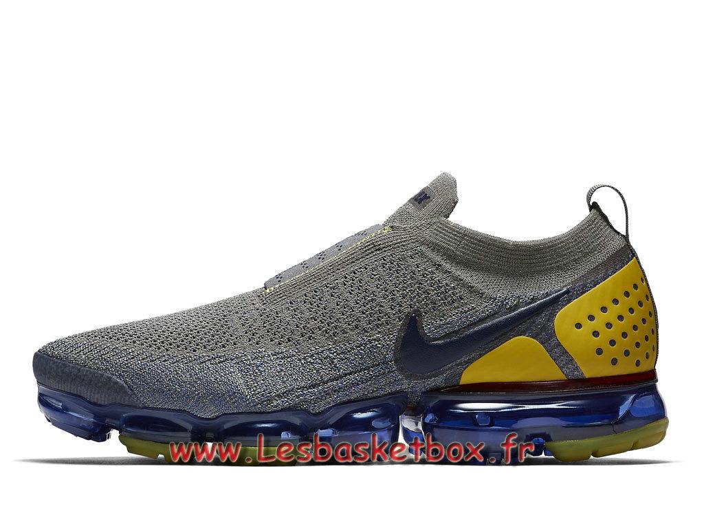 classic well known cheap prices Chaussures Nike Air VaporMax FK Moc 2 Dark Stucco Midnight Navy AH7006_004  Officiel prix Pour Homme - 1806211569 - Officiel Nike Basket Pour Homme Et  ...