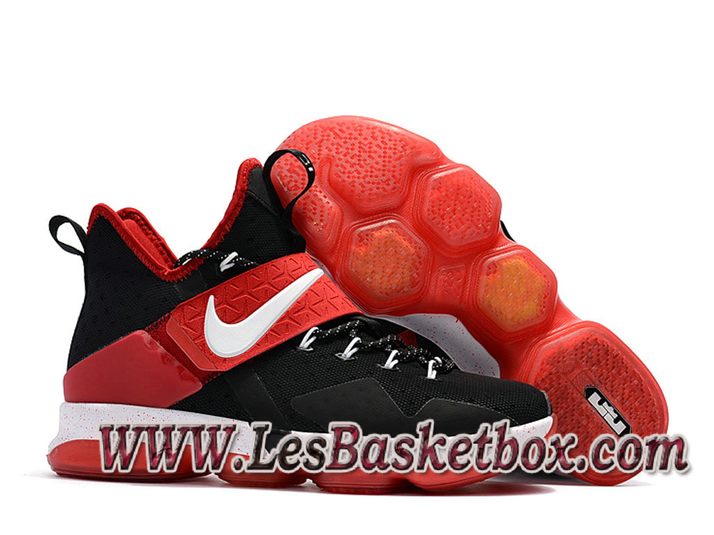 basket rouge nike