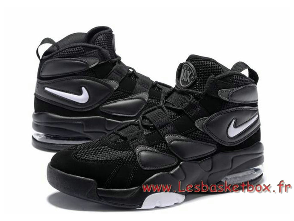 Homme Nike Air Max 2 Uptempo 94´ triple Black´ 922934_001