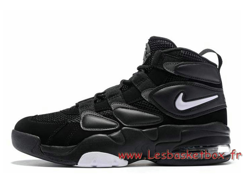 Homme Nike Air Max 2 Uptempo 94´ triple Black´ 922934_001 Chaussures Nike Basket ...