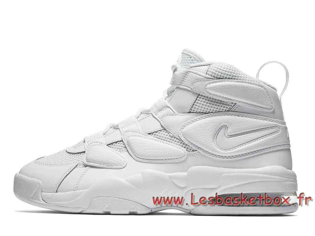 Homme Nike Air Max 2 Uptempo 94 ´triple white´ 922934_100 Chaussures Officiel Nike Release