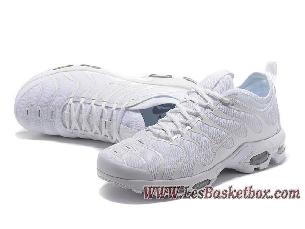 info for 7a553 91f50 Homme Nike Air Max Plus TN Ultra ´Triple White´ 898015_100 Nike Sportwear  le meilleur prix Blance - 1704240788 - Officiel Nike Basket Pour Homme Et  ...