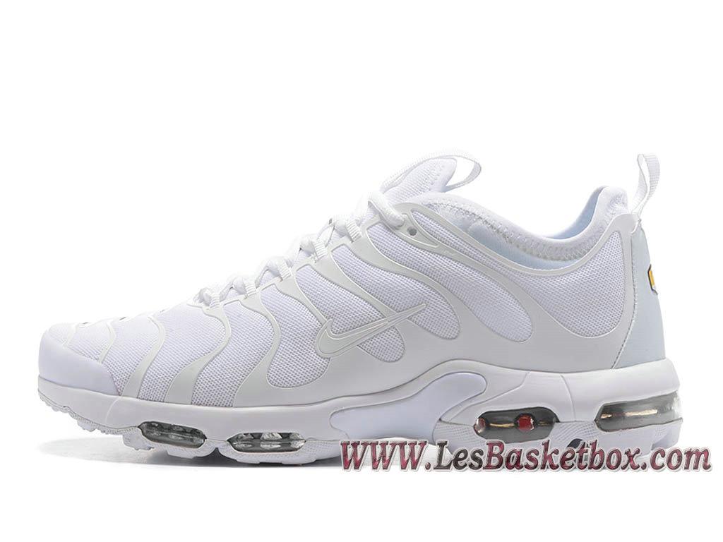 info pour 815be aa882 Homme Nike Air Max Plus TN Ultra ´Triple White´ 898015_100 Nike Sportwear  le meilleur prix Blance - 1704240788 - Officiel Nike Basket Pour Homme Et  ...