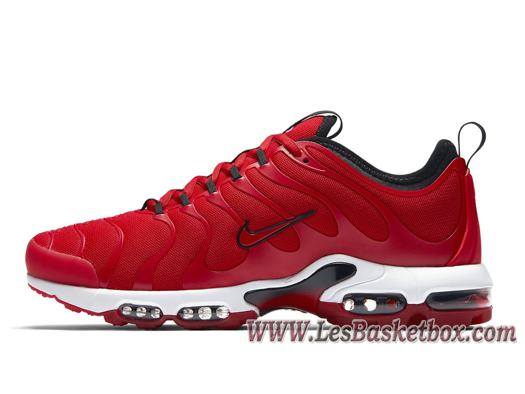 check out cbc5c c39ea Accueil → Homme Nike Air Max Plus TN Ultra ´University Red´ 898015_600 Nike  tuned 1 achat pas cher Rouge