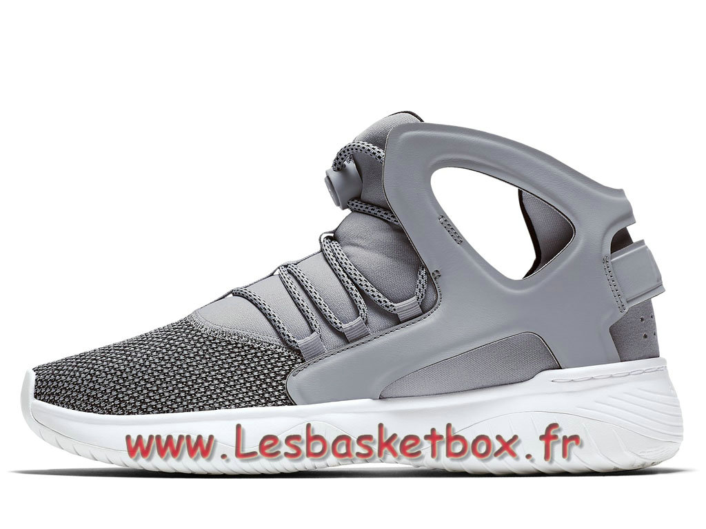 Nike Air Flight Huarache Ultra Cool Grey 880856_002 Chaussures Urh Officiel Nike Prixpour Homme Gris