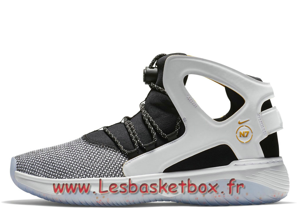 Nike Air Flight Huarache Ultra N7 880855_117 Chaussures Urh Nike Officiel  pour Homme Gris
