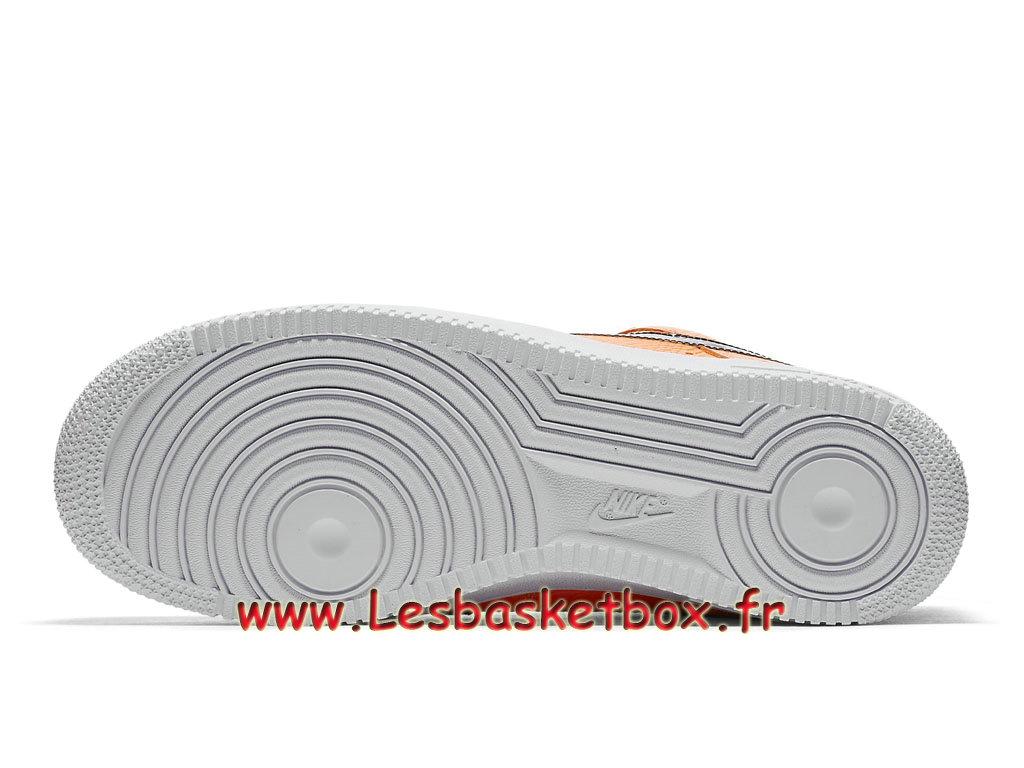 purchase cheap 1ddcd cc4ad Nike Air Force 1 07 Just Do It Pack Orange AR7719 800 Men´s Officiel prix  Shoes (Item No.:1810201729)